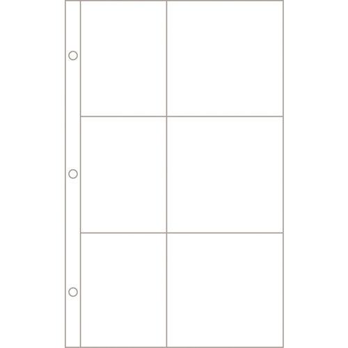 Becky Higgins - Project Life - Photo Pocket Pages - 12 x 12 Design J - 12 Pack