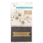 Becky Higgins - Project Life - Snapshots Edition Collection - Specialty Card Pack with Foil Accents