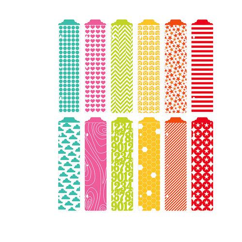 Becky Higgins - Project Life - Honey Collection - Designer Dividers - 12 Pack