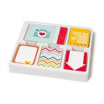American Crafts - Becky Higgins - Project Life - Honey Collection - Core Kit, COMING SOON