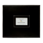 Becky Higgins - Project Life - Faux Leather Mini Album - Midnight
