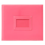 American Crafts - Becky Higgins - Project Life - Faux Leather Mini Album - Blush, COMING SOON