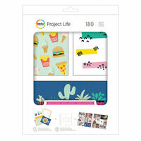Becky Higgins - Project Life - Wordless Wonder Collection - Value Kit