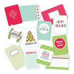 Becky Higgins - Project Life - Christmas - Merry and Bright Edition Collection - Mini Kit