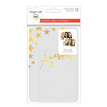 Becky Higgins - Project Life - Desktop Edition Collection - Photo Overlays - Gold