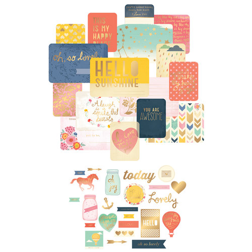 Becky Higgins - Project Life - Lucky Charm Edition Collection - Value Kit