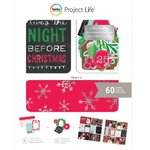 Becky Higgins - Project Life - Christmas Wishes Collection - Value Kit