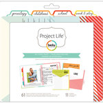 Becky Higgins - Project Life - 6 x 8 Filler Pack - My Story Pages