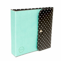 Becky Higgins - Project Life - 6 x 8 Planner - Album With Magnetic Clasp and Interior Pockets