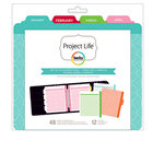 Becky Higgins - Project Life - 6 x 8 Planner - Inserts And Dividers - On The Go