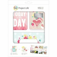 Becky Higgins - Project Life - Note To Self Edition Collection - Value Kit