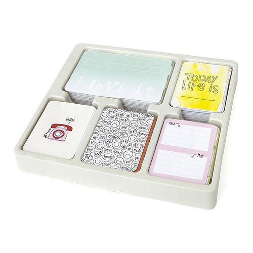 Becky Higgins - Project Life - High Five Edition Collection - Core Kit