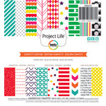 Becky Higgins - Project Life - Confetti Edition Collection - 6 x 6 Paper Pad