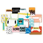 Becky Higgins - Project Life - 6 x 8 - Theme Cards - All About Me