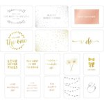 Becky Higgins - Project Life - Southern Weddings Edition Collection - Specialty Card Pack