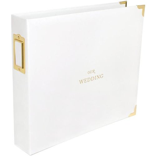Becky Higgins - Project Life - Southern Weddings Edition Collection - Album - 12 x 12 D-Ring