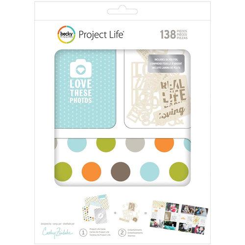 Becky Higgins - Project Life - Value Kit - Cathy Zielske