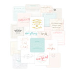Becky Higgins - Project Life - Southern Weddings Edition Collection - Card Pack - 4 x 4 - Instagram