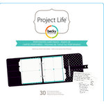 Becky Higgins - Project Life - 6 x 8 - Perforated Card Pages