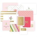 Becky Higgins - Project Life - Baby Girl Edition Collection - Specialty Card Pack