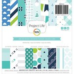 Becky Higgins - Project Life - Baby Boy Edition Collection - 6 x 6 Paper Pad