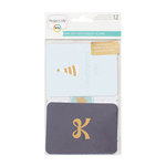 Becky Higgins - Project Life - Baby Boy Edition Collection - Specialty Card Pack