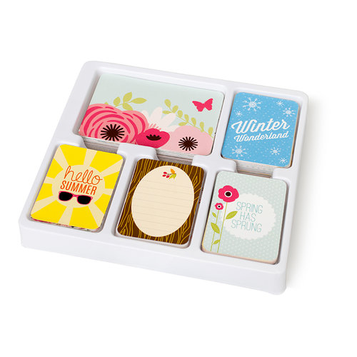 Becky Higgins - Project Life - All Seasons Edition Collection - Core Kit