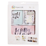Becky Higgins - Project Life - Value Kit - Inspired - Stitching and Die Cuts