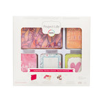 Becky Higgins - Project Life - Bloom Edition Collection - Core Kit