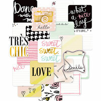 Becky Higgins - Project Life - Sweet Edition Collection - Card Pack - 4 x 4 - Instagram
