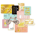 Becky Higgins - Project Life - Sweet Edition Collection - Specialty Card Pack