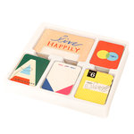 Becky Higgins - Project Life - Forever Young Edition Collection - Core Kit