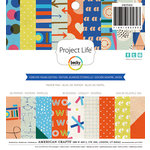 Becky Higgins - Project Life - Forever Young Edition Collection - 6 x 6 Paper Pad