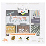 Becky Higgins - Project Life - Daring Collection - Project 52 - Core Kit