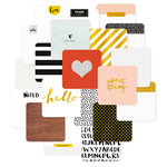 Becky Higgins - Project Life - Everyday Edition Collection - Card Pack - 4 x 4 - Instagram