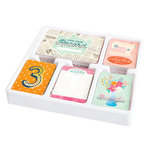 Becky Higgins - Project Life - Wonderful Edition Collection - Core Kit