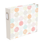 Becky Higgins - Project Life - Currently Edition Collection - Album - 12 x 12 D-Ring