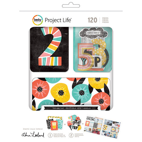 Becky Higgins - Project Life - This and That Edition Collection - Value Kit