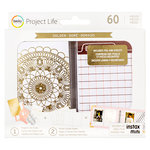 Becky Higgins - Project Life - Golden Edition Collection - Instax Mini - Value Kit