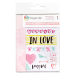 Becky Higgins - Project Life - Inspire Edition Collection - Instax Mini - Washi Book