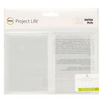 Becky Higgins - Project Life - Instax - Photo Sleeve Fuse - Pockets