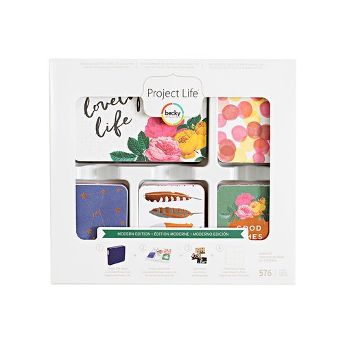 Becky Higgins - Project Life - Modern Edition Collection - Core Kit