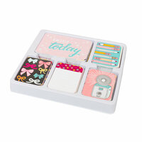 Becky Higgins - Project Life - Knick Knack Edition Collection - Core Kit