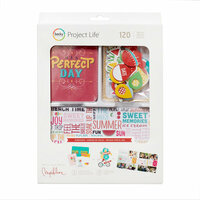 Becky Higgins - Project Life - Sunkissed Edition Collection - Value Kit