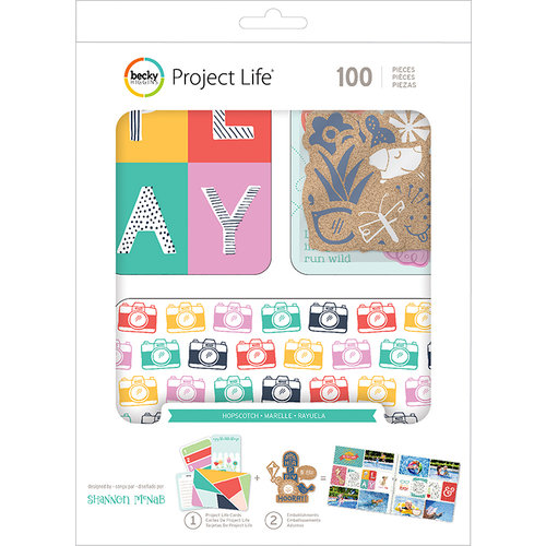 Becky Higgins - Project Life - Hopscotch Edition Collection - Value Kit