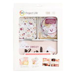 Becky Higgins - Project Life - Little You Girls Collection - Value Kit with Foil Accents