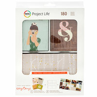 Becky Higgins - Project Life - Front Porch Collection - Value Kit