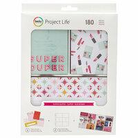 Becky Higgins - Project Life - Super Duper Collection - Value Kit