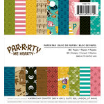 Imaginisce - Par-r-rty Me Hearty Collection - 6 x 6 Paper Pad