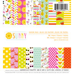 Imaginisce - Sunny Collection - 6 x 6 Paper Pad
